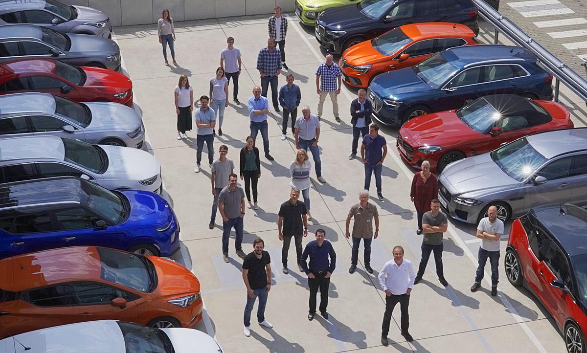 Team Auto Zeitung