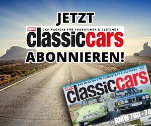 Jetzt Classic Cars abonnieren!