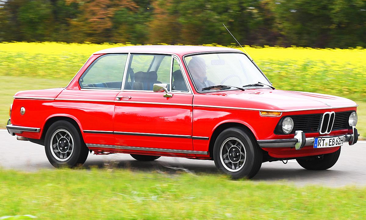 Bmw 2002 Oldtimer Kaufen Autozeitung De