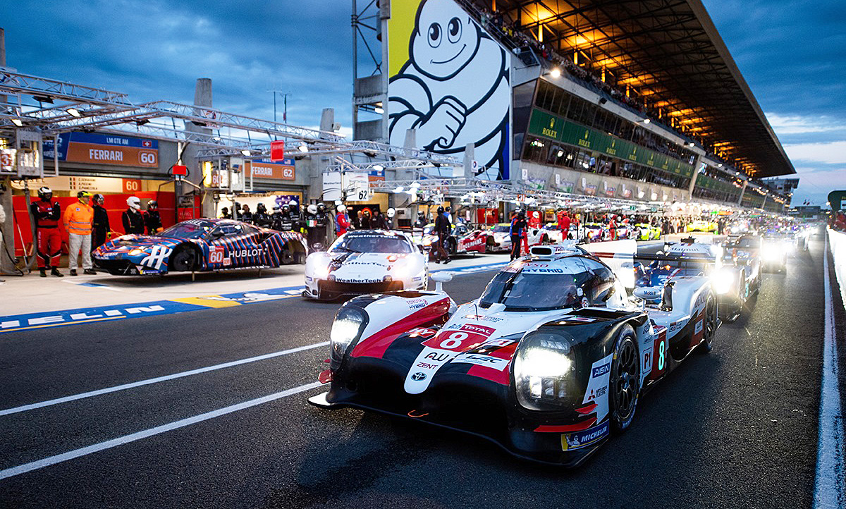 Le Mans KlaГџen