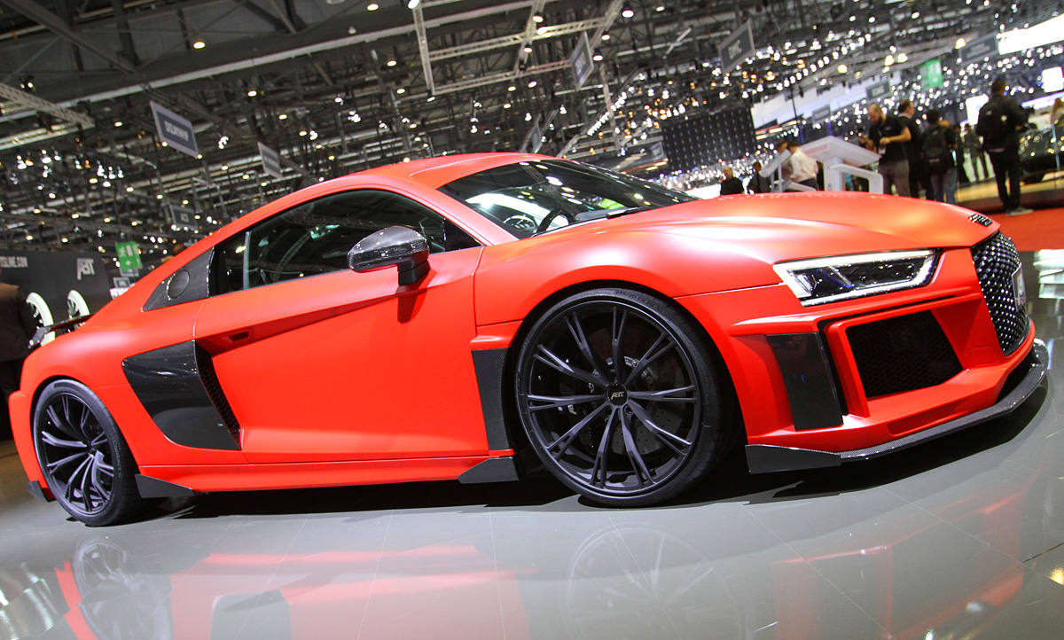 Audi R8 V10 plus: Tuning von Abt | autozeitung.de