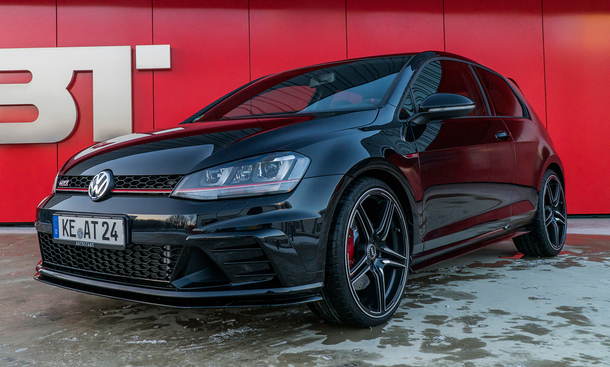 VW Golf GTI Clubsport S: Tuning Von Abt