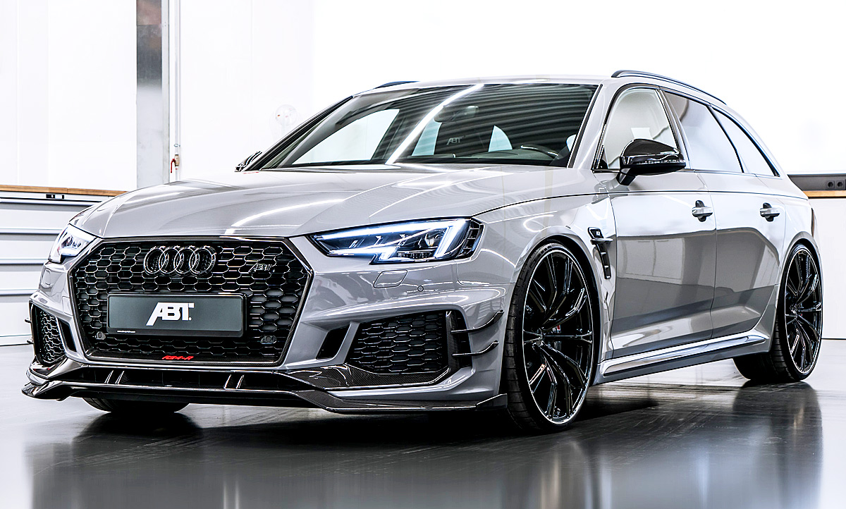 Abt Rs4 R Tune It Safe Essen Motor Show 2019