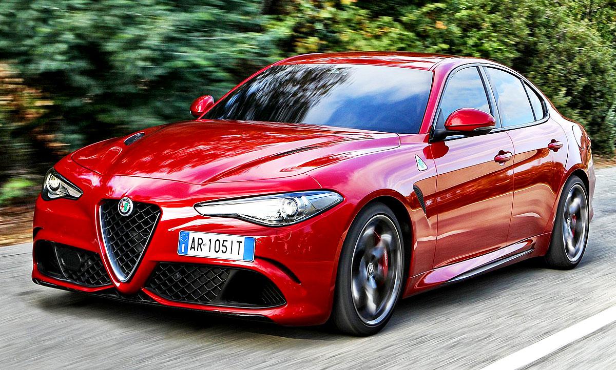 Alfa Romeo Giulia Qv 2016 Preis Motor Series 1