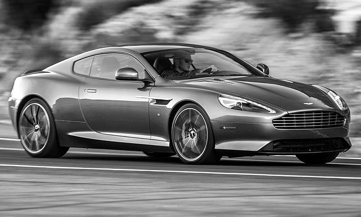 2020 Aston Martin DB9 Concept