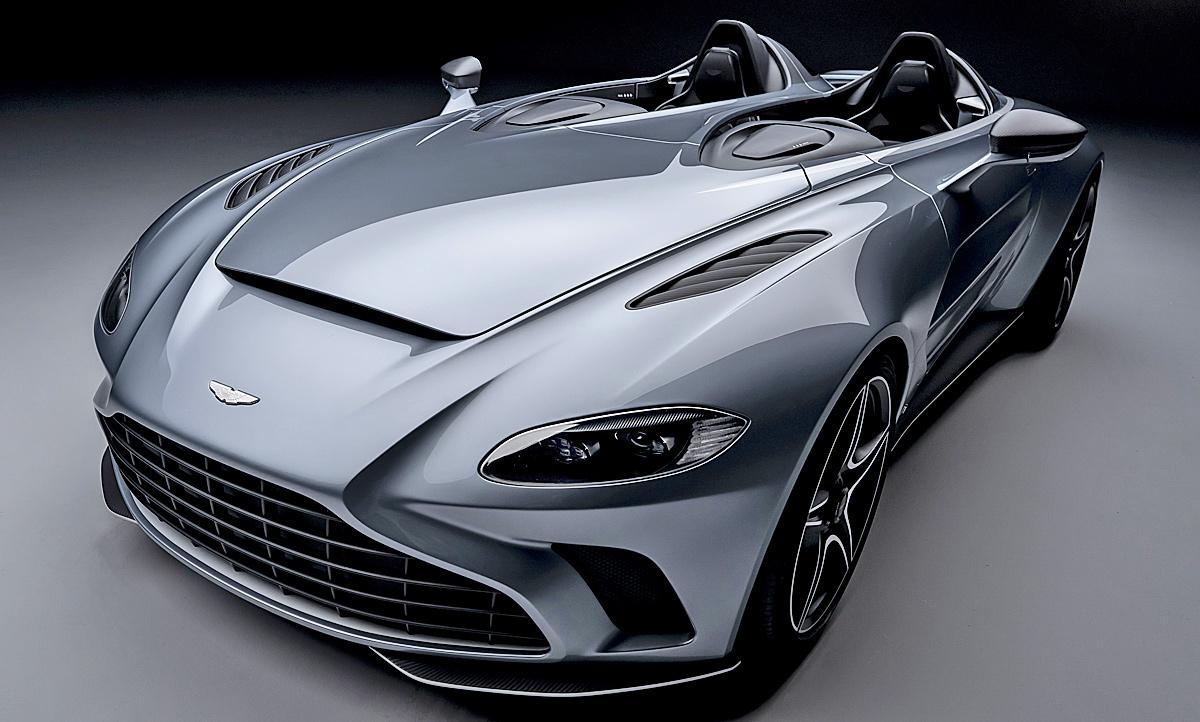 Aston Martin V12 Speedster 2020 Preis Motor Autozeitung De