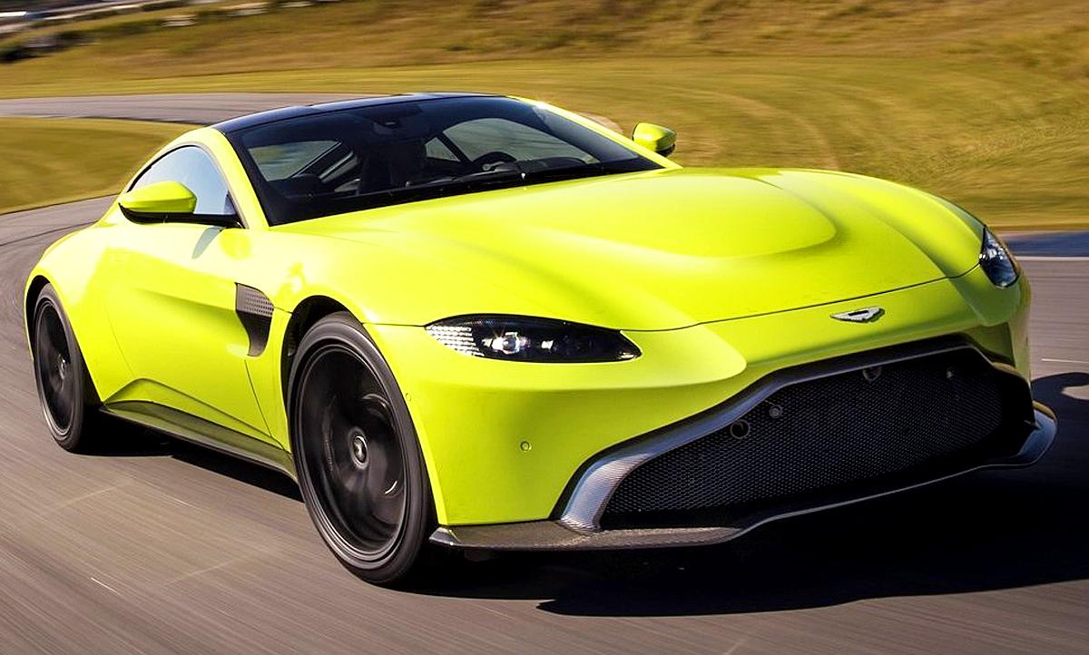 Aston Martin Vantage 2 Generation Autozeitung De