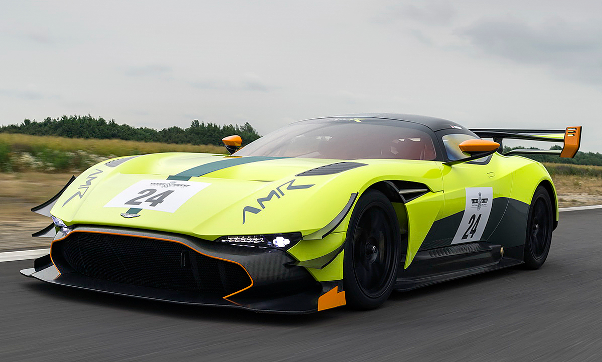 Aston Martin Vulcan Amr Pro 2017 Alle Informationen