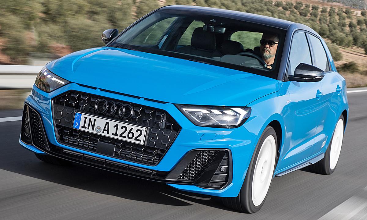 Audi A1 Autozeitung De