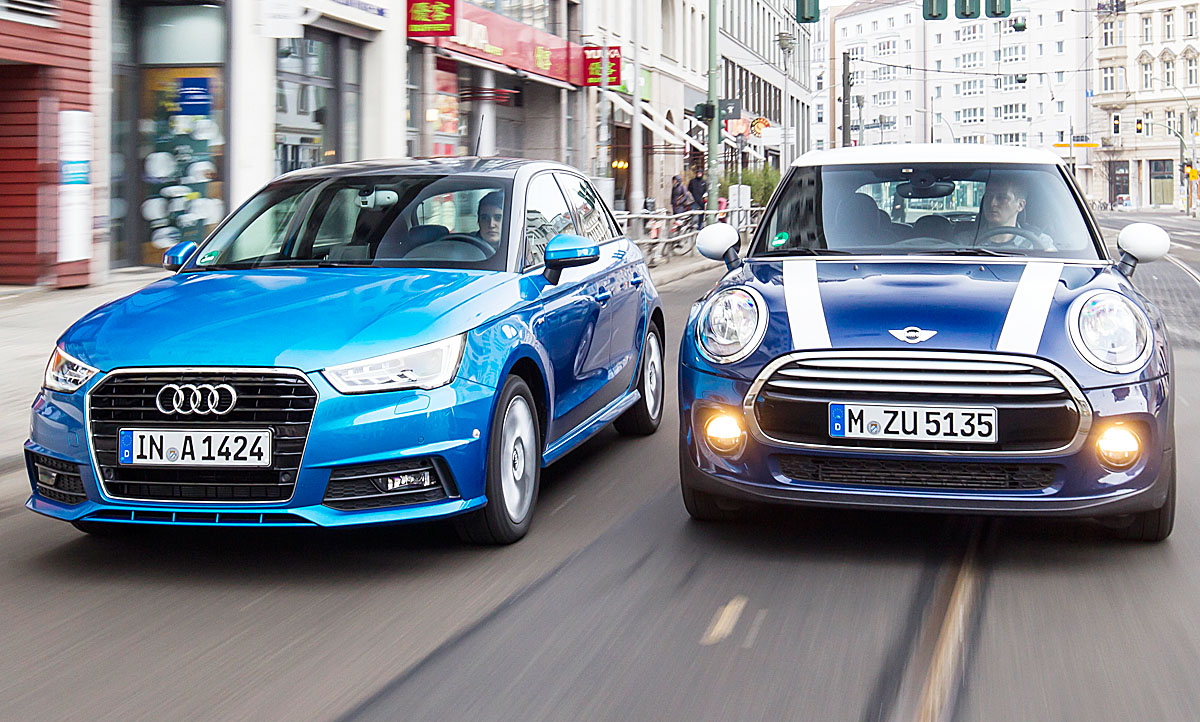 Mini Audi A1 Sportback Gebrauchtwagen Kaufen Autozeitung De