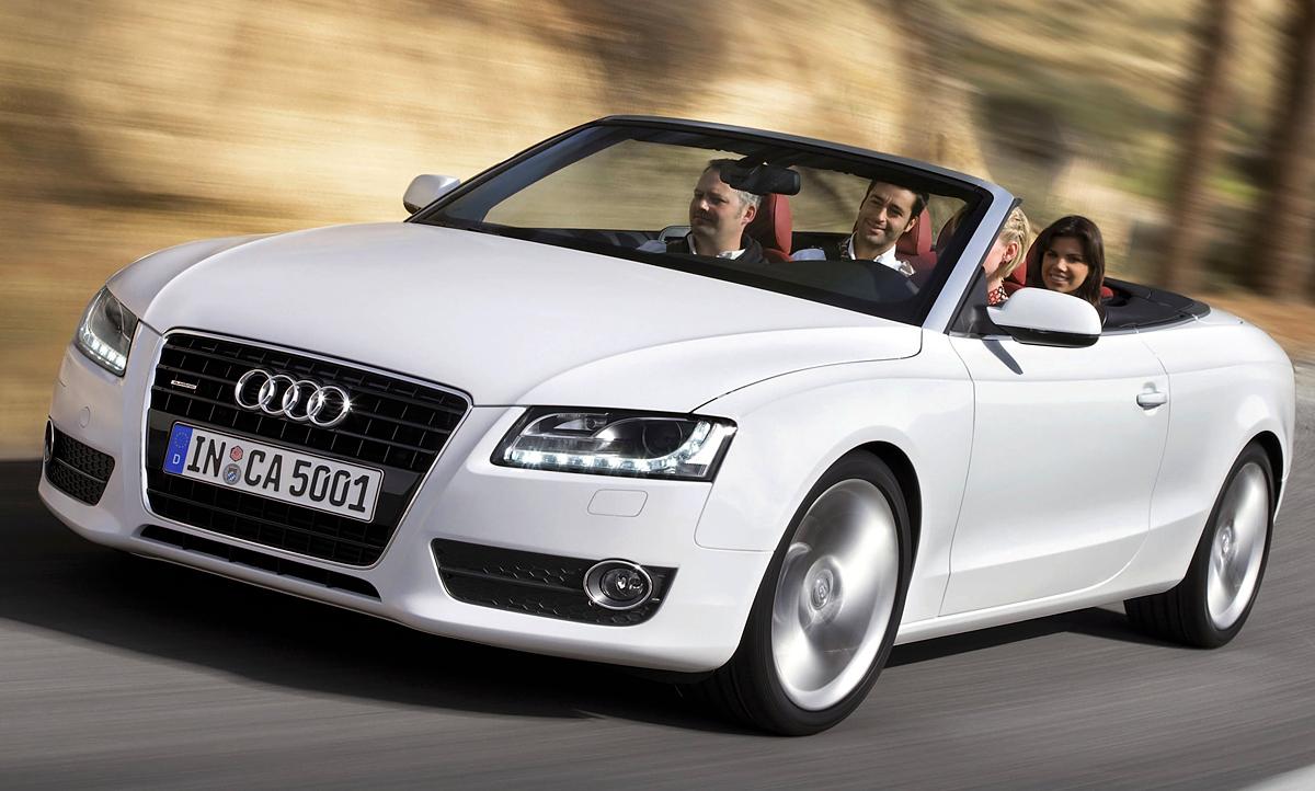 Audi A5 Typ 8t8f Gebrauchtwagen Kaufe Autozeitungde