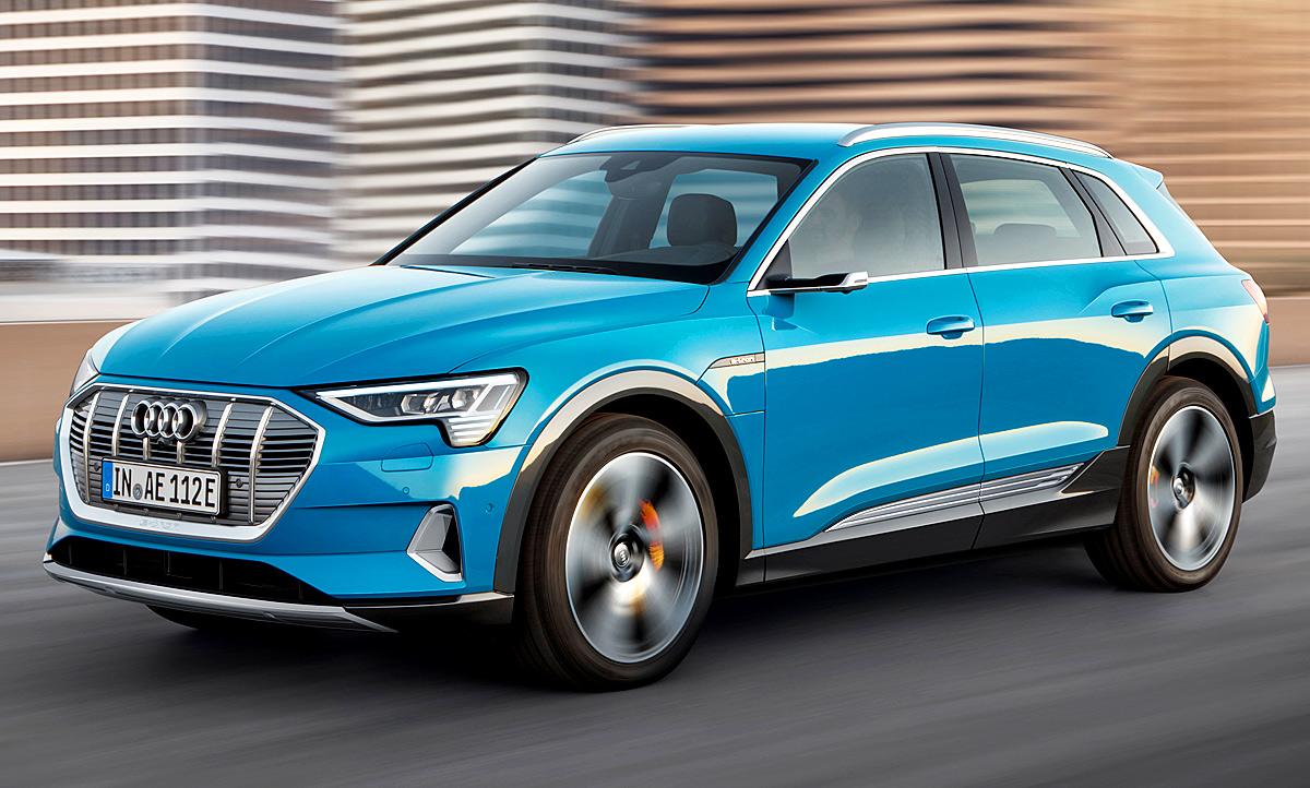Audi E Tron 2018 Preis Amp Motor Update Autozeitung De