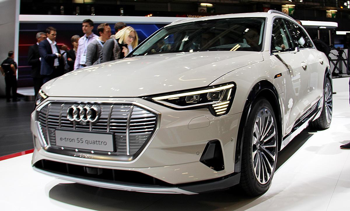 Audi e-tron (2018): Motor & Ausstattung | autozeitung.de