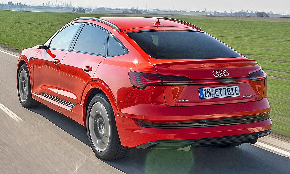 Neuer Audi e-tron Sportback (2020): Erste Testfahrt | autozeitung.de