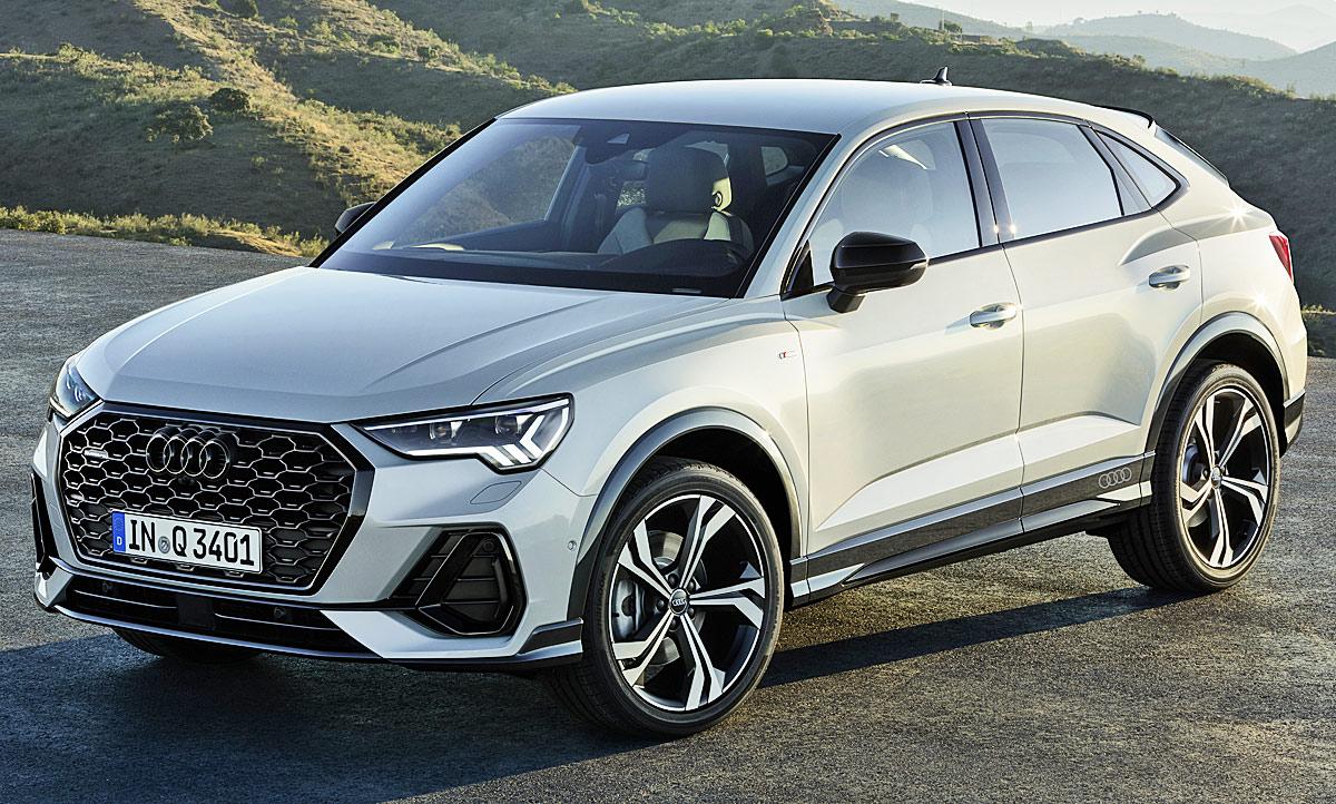 Audi Q3 Sportback 2019 S Line Preis Hybrid Autozeitung De