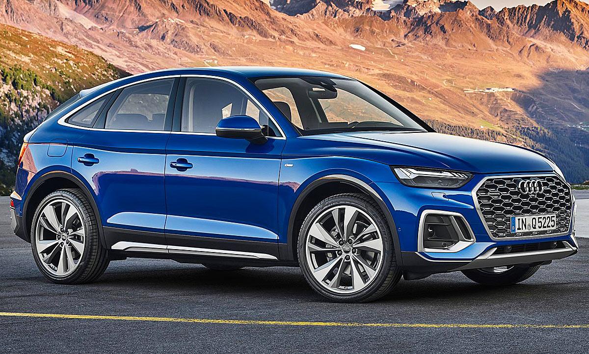 Audi Q5 Sportback 2021 Preis S Line Autozeitung De