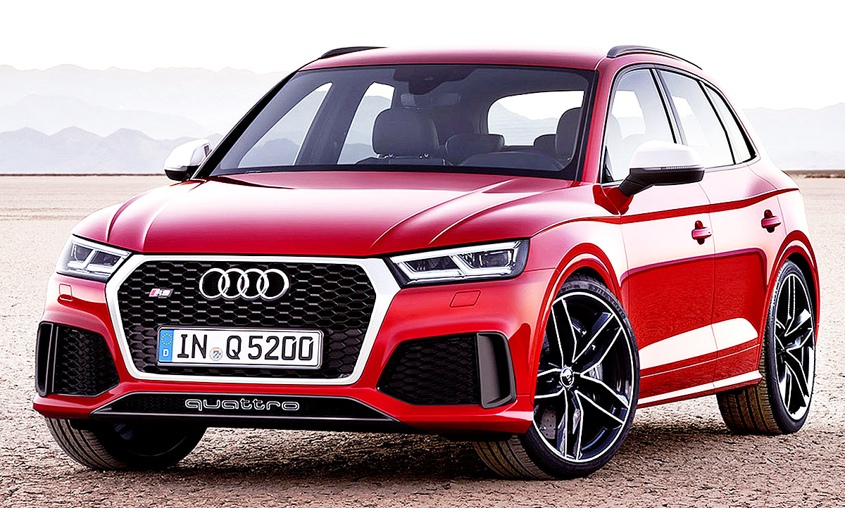 Audi Rs Q5 >> Audi RS Q5 (2019): Neue Informationen (Update!) | autozeitung.de