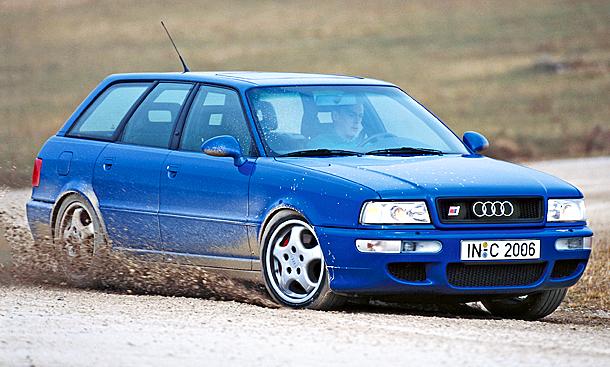 Audi RS2 Avant: Oldtimer kaufen | autozeitung.de