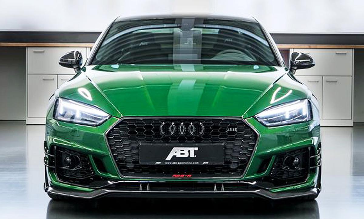 Abt Rs5 R Gti Treffen 2018 Autozeitung De