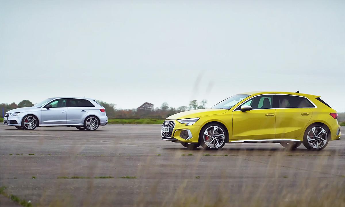 Audi S3 (8V)/Audi S3 (8Y): Video   autozeitung.de