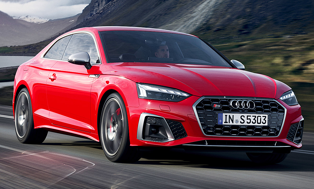 2020 Audi S5 New Review