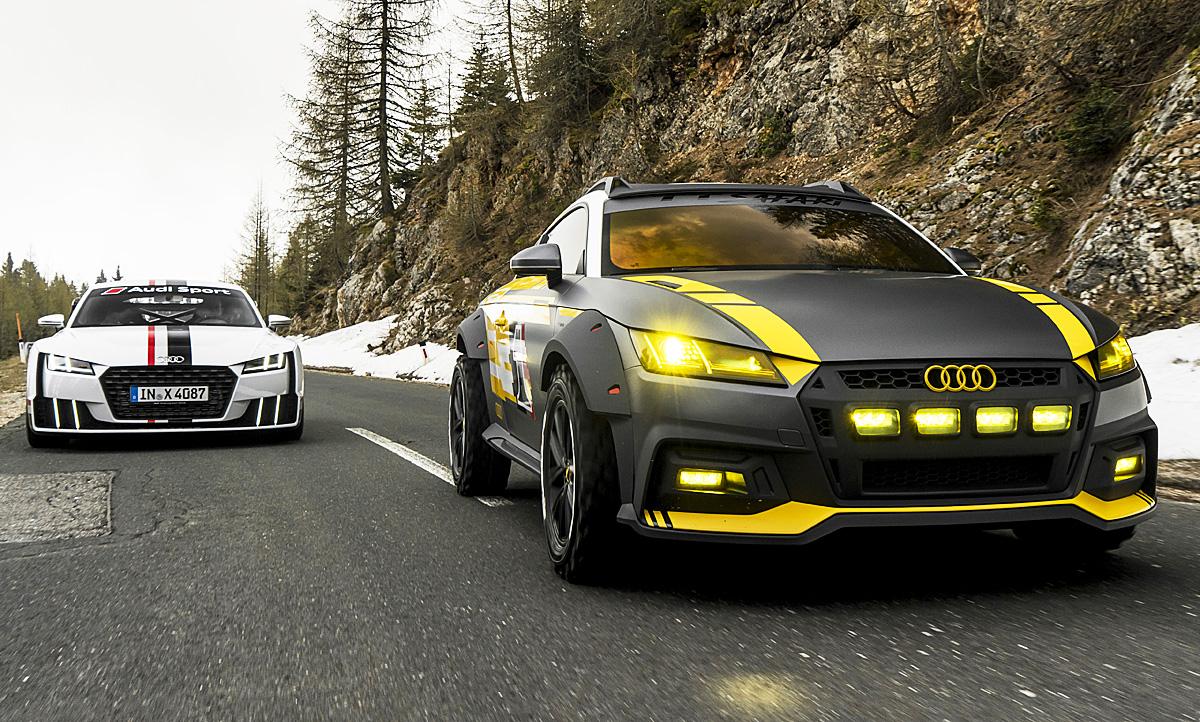Audi TT Safari: GTI-Treffen 2019 | autozeitung.de