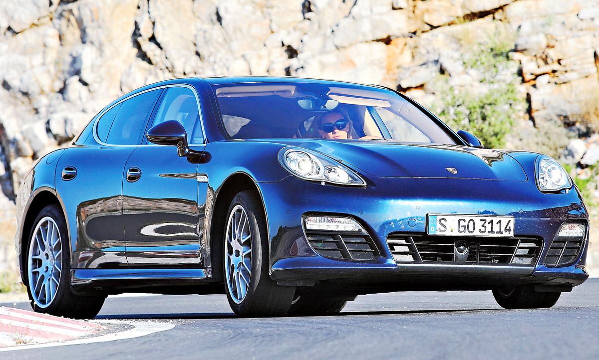 Porsche Panamera 4s Dauertest Autozeitung De