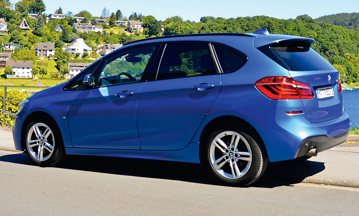 bmw i218 active tourer