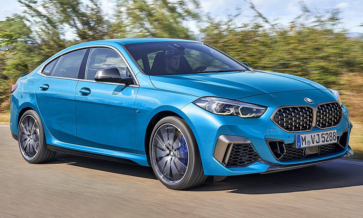 Neues Bmw 2er Gran Coupé 2020 Erste Testfahrt Autozeitung De