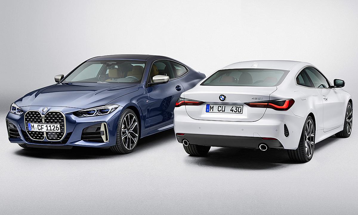 BMW 4er Coupé (2020): M Paket, Front & Preis | autozeitung.de