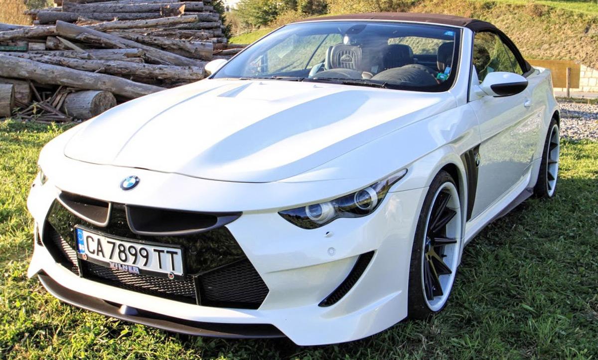Vilner-BMW M6 für 100.000 Euro