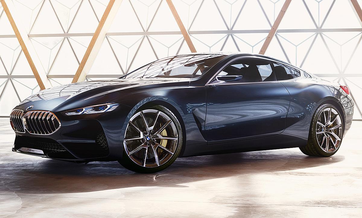BMW 8er G14