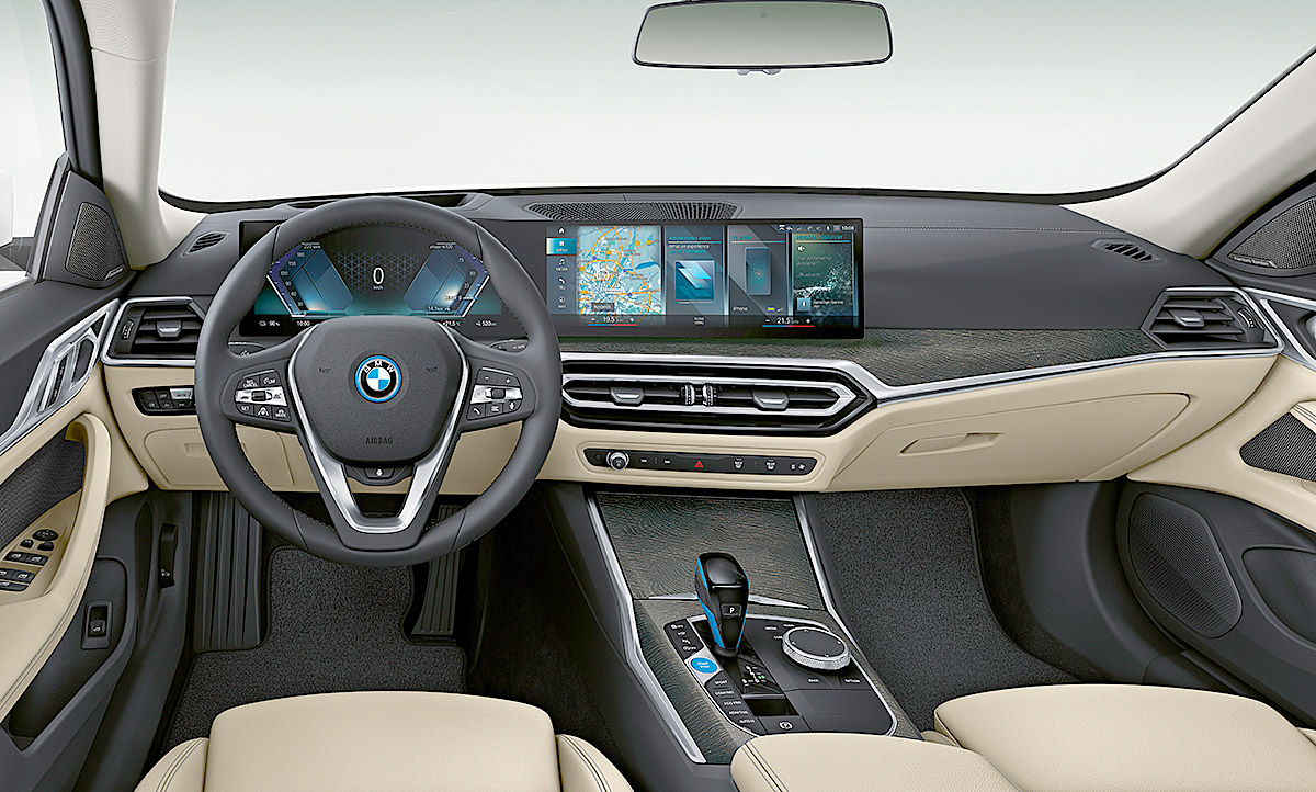 Bmw I4 2021 Preis Innenraum Reichweite Autozeitung De