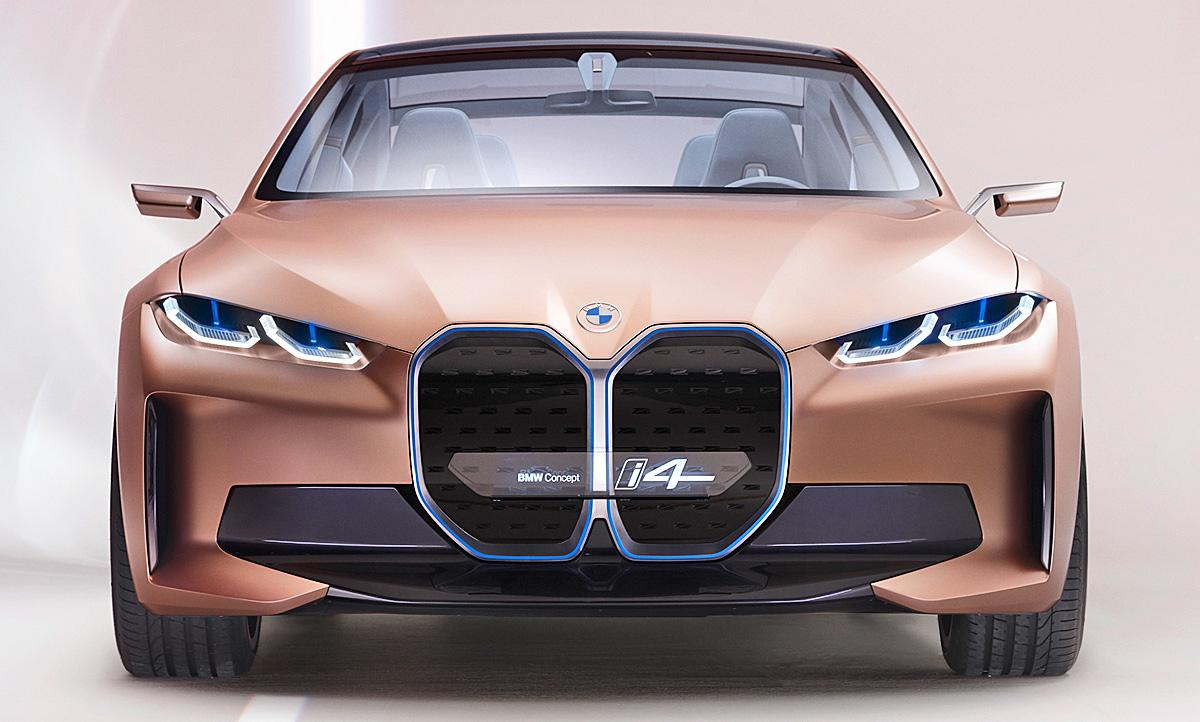 2021 BMW M9 Exterior