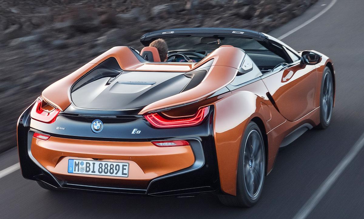 Bmw I8 Roadster 2018 Preis Motor Autozeitung De