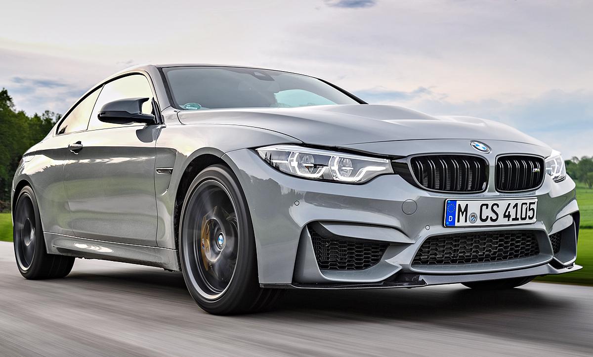 Neuer Bmw M4 Cs 2017 Erste Testfahrt Autozeitung De
