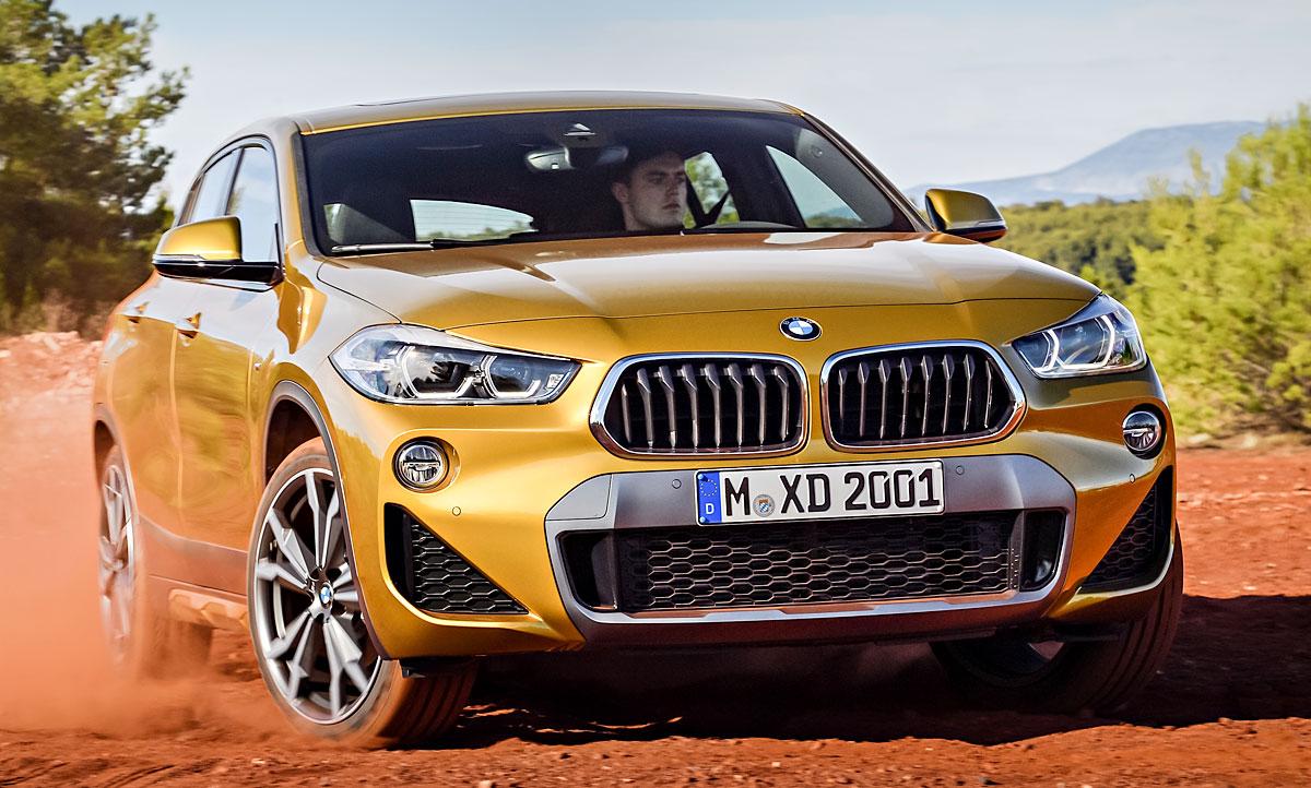 BMW X2 2018 Preis & Motoren Update