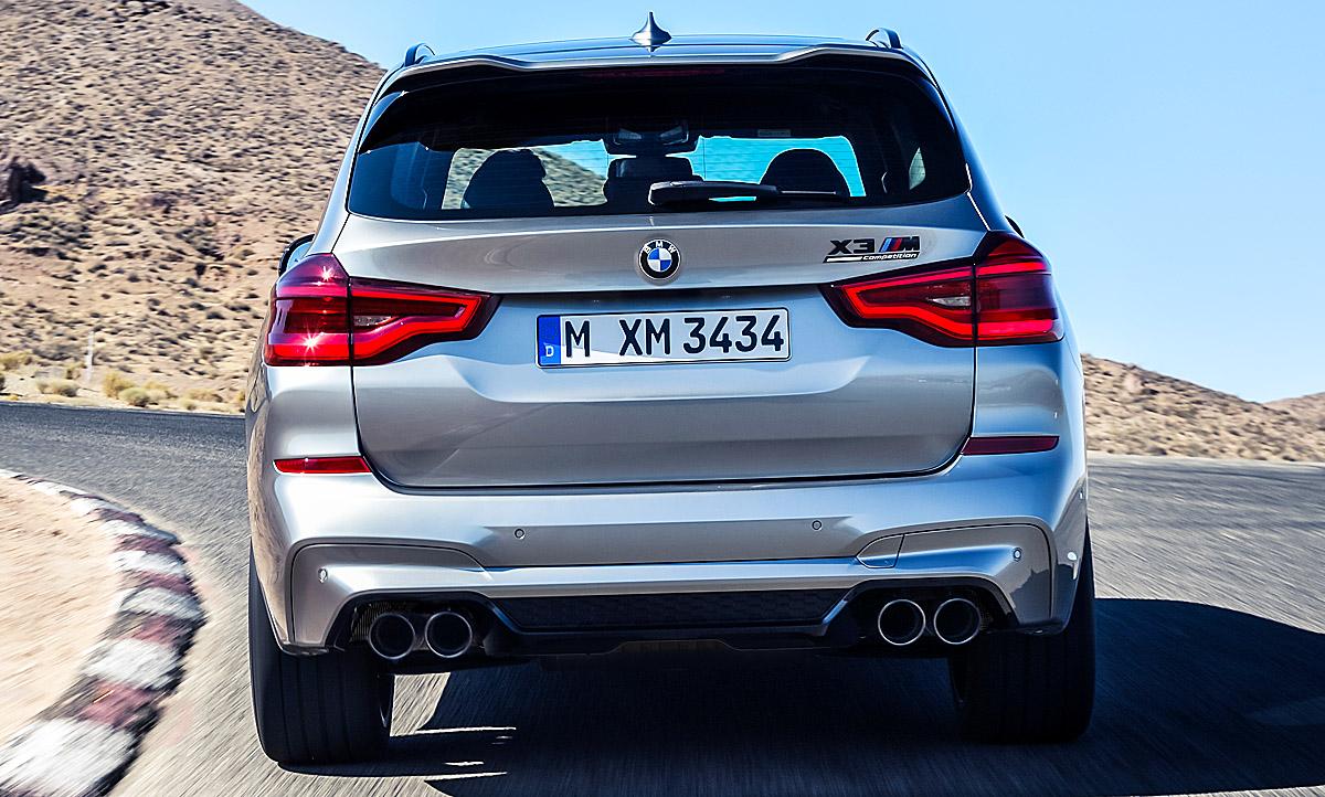 Bmw X3 M 2019 Motor Ausstattung Autozeitung De
