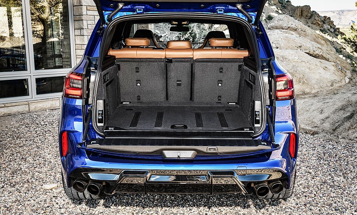 Bmw X5 M 2020 Motor Ausstattung Autozeitung De