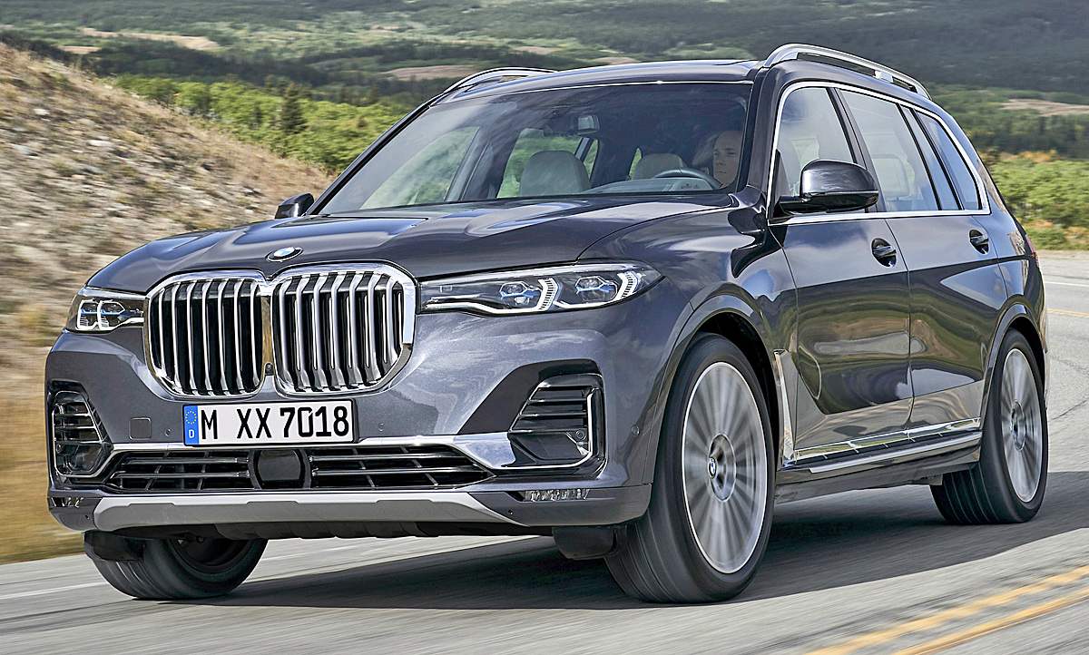 2020 BMW X7 Suv Ratings