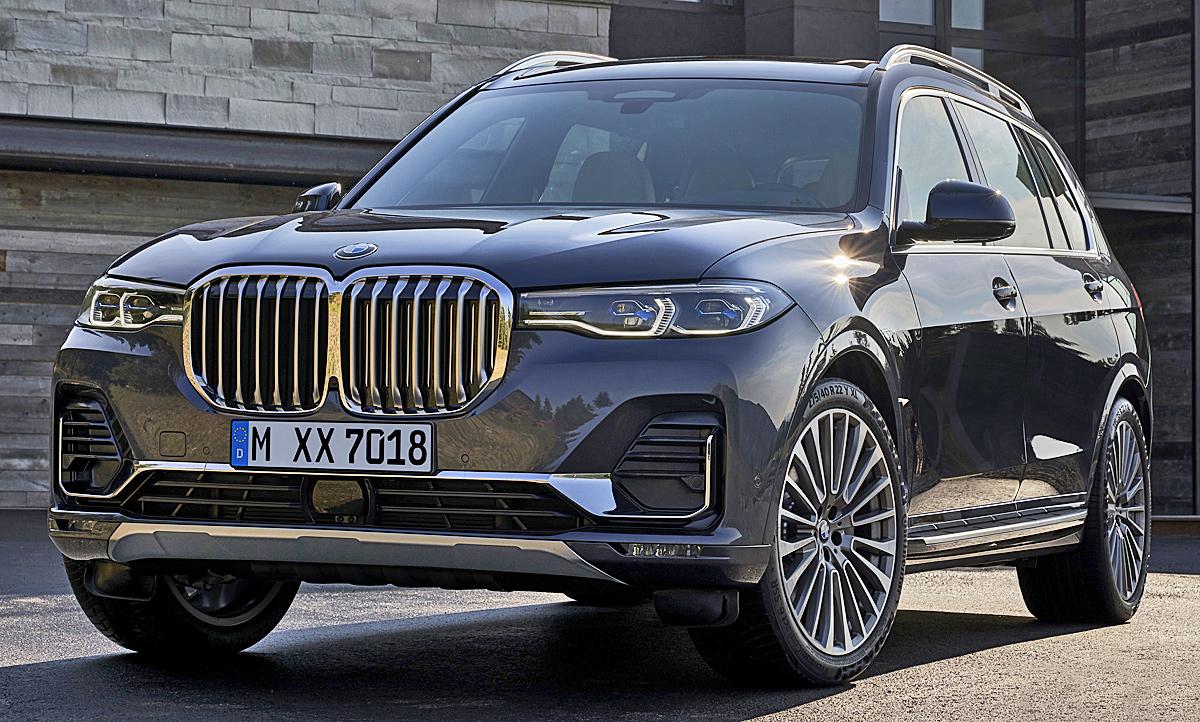 Bmw X7 2019 Motor Ausstattung Autozeitungde