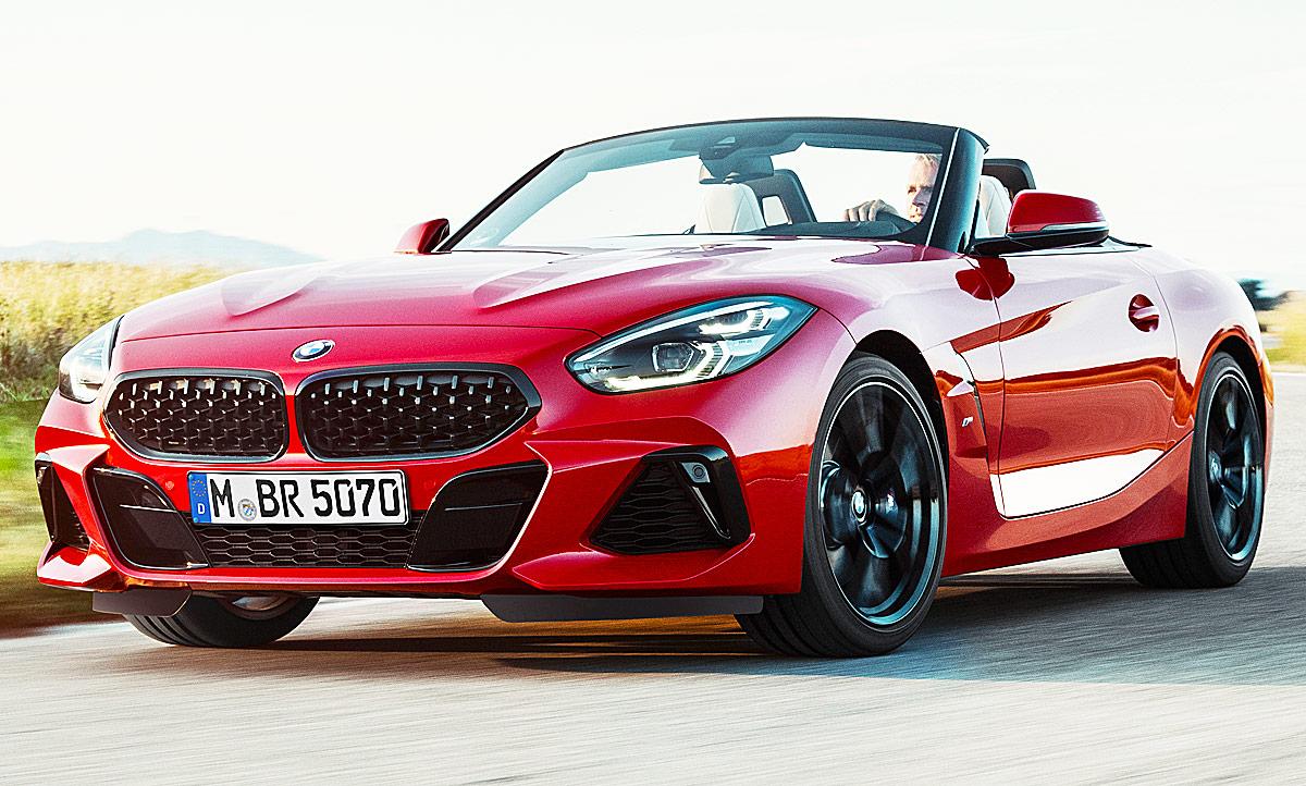 2020 BMW Z4 New Concept