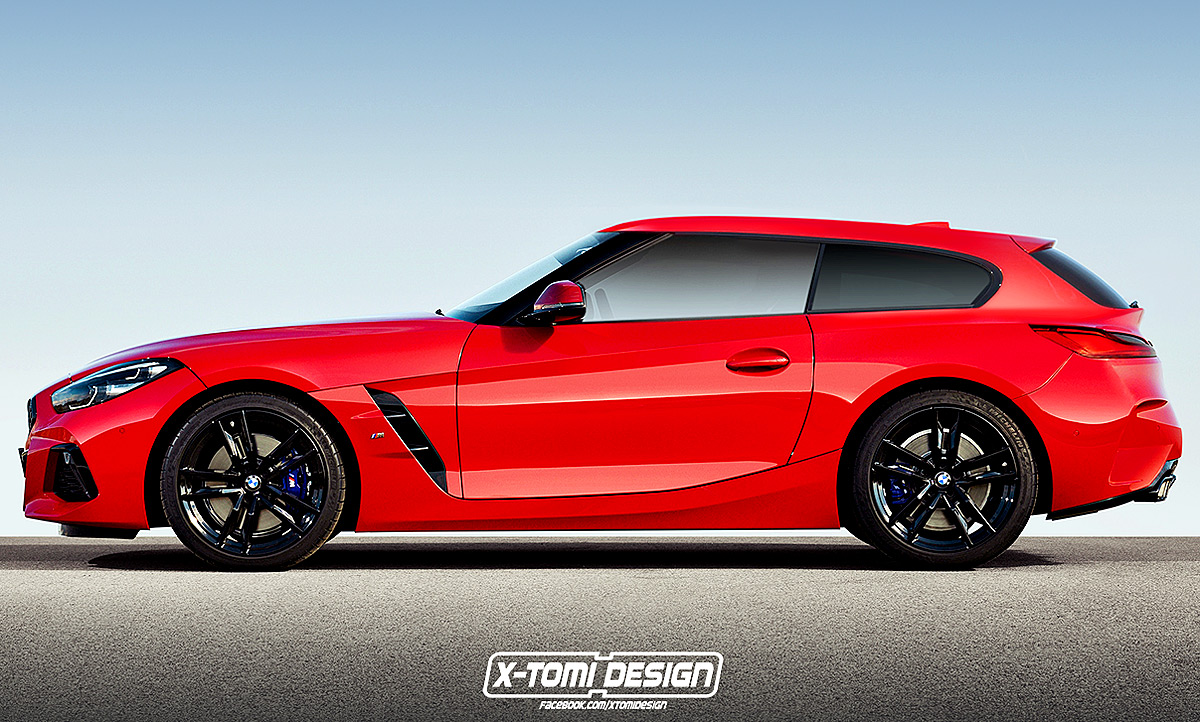 2020 BMW Z4 Picture