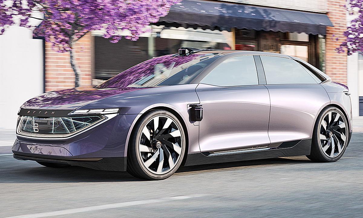 Byton K Byte 2020 Preis Amp Motor Autozeitung De