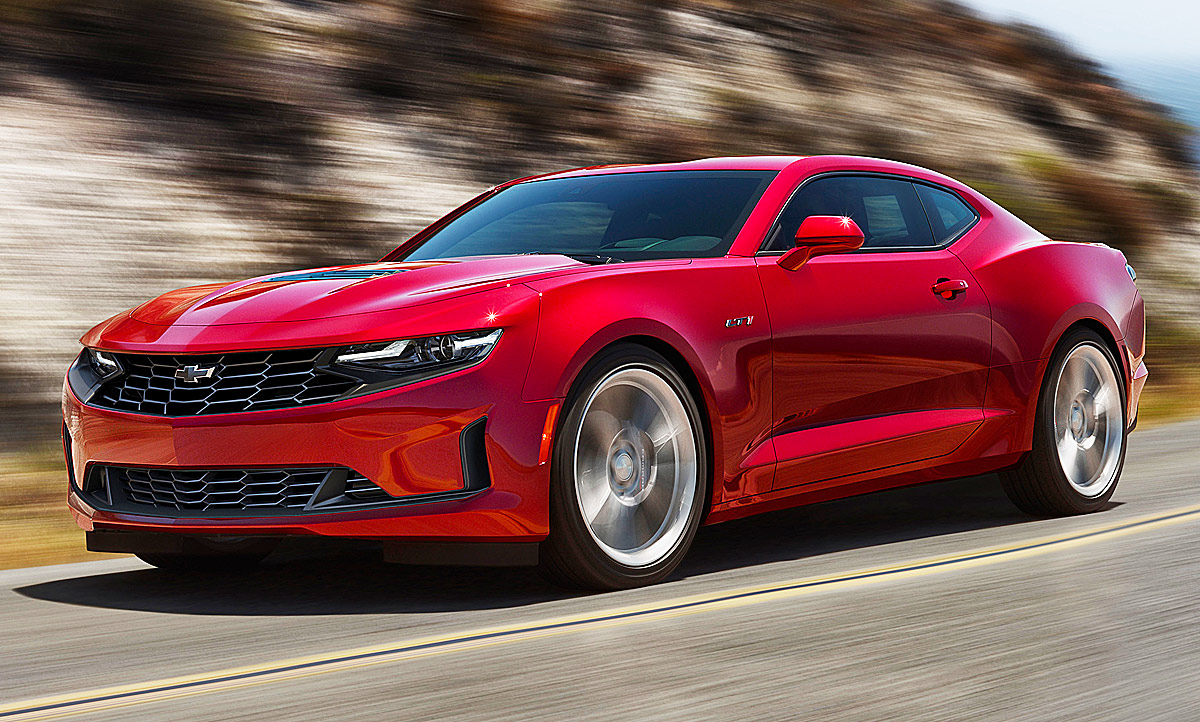 2020 The All Chevy Camaro Price, Design and Review