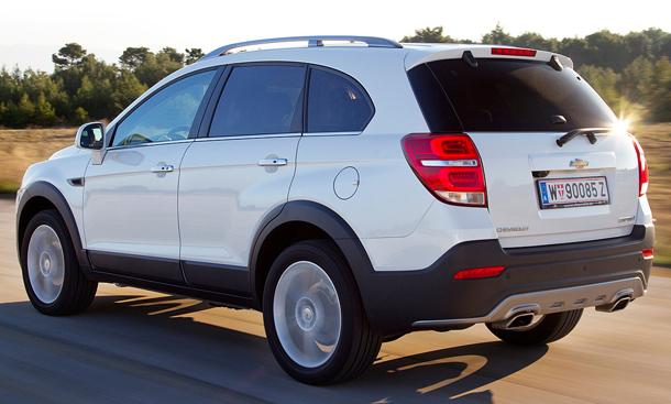 Chevrolet Captiva Gebrauchtwagen Kaufen Autozeitung