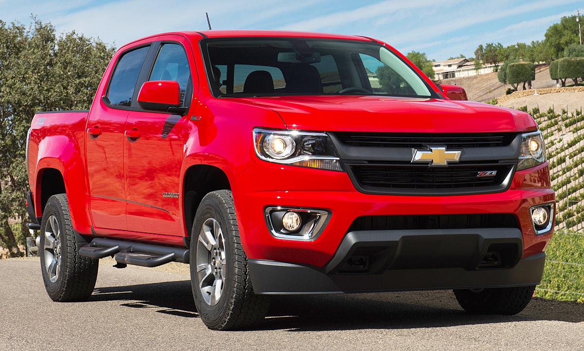 Neuer Chevrolet Colorado: Faherbricht | autozeitung.de | chevrolet colorado 2016