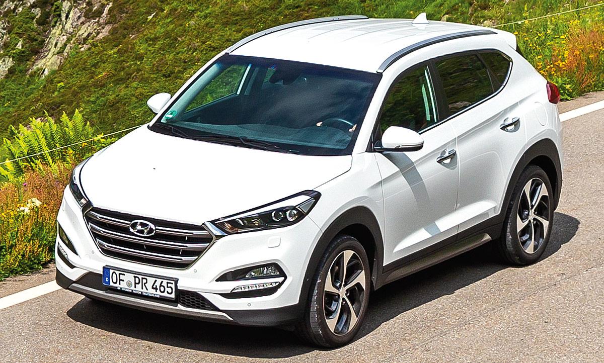 Hyundai Tucson Test Uber 100 000 Km Autozeitung De