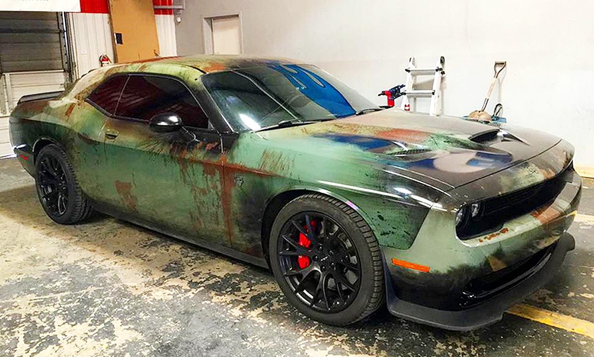 Dodge Challenger Hellcat >> Dodge Challenger Hellcat: Tuning von Southside Speed | autozeitung.de