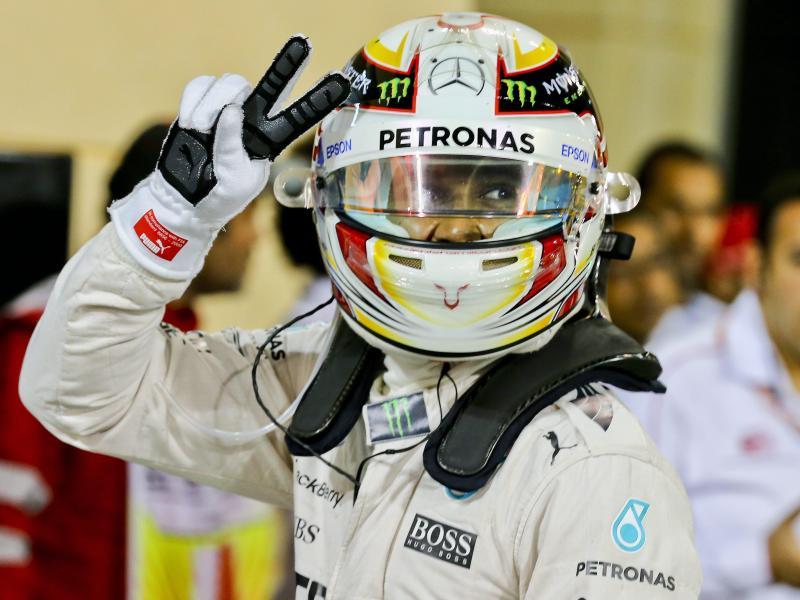 Vierte Pole in Serie für Hamilton - Vettel auf Platz 2